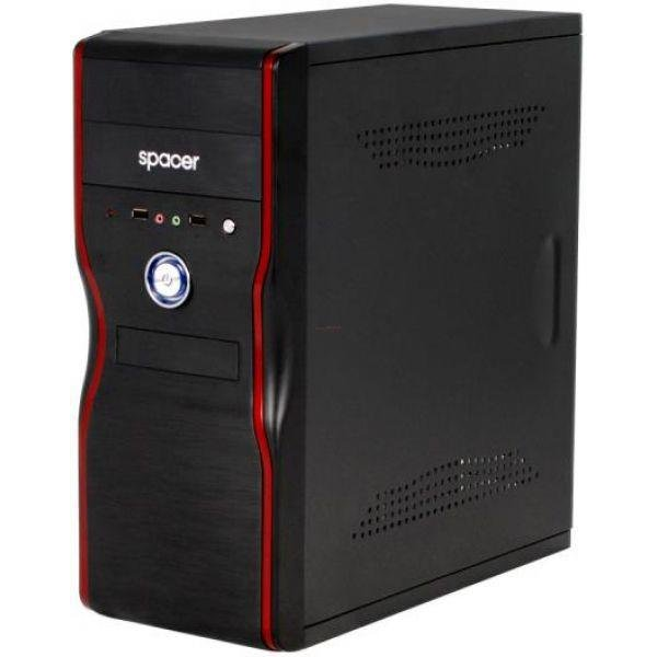 other CASE MIDITOWER ATX 450W/MERCURY BLACK SPACER