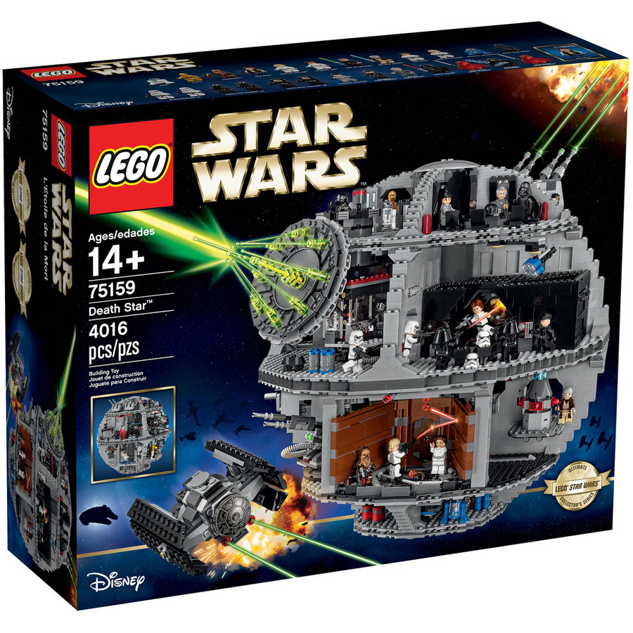 LEGO® LEGO Star Wars Steaua Mortii 75159