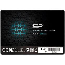 Ssd 128gb 2.5'' Silicon Power Ace A55 Sata3 R/W:550/420 Mb/S 3d Nand