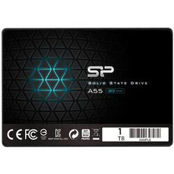 Silicon Power Ssd Ace A55 1tb 2.5'', Sata Iii 6gb/S, 560/530 Mb/S, 3d Nand