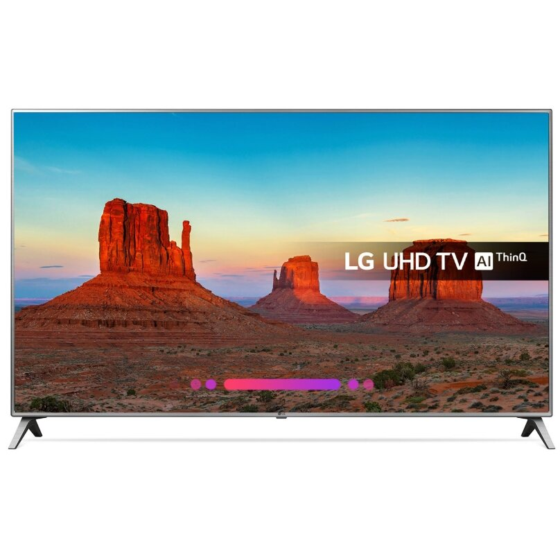 Televizor LED Smart LG, 109 cm, 43UK6500MLA, webOS 4.0, 4K Ultra HD