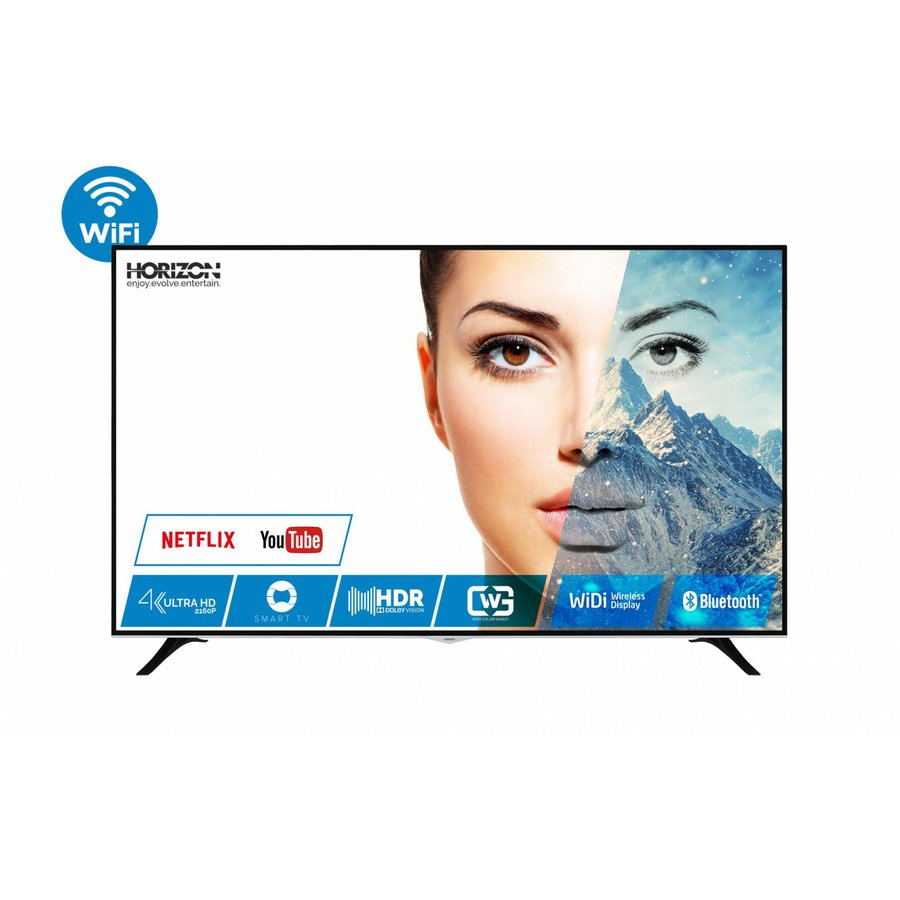 Horizon LED TV 65 HORIZON 4K SMART 65HL8530U, 165 cm