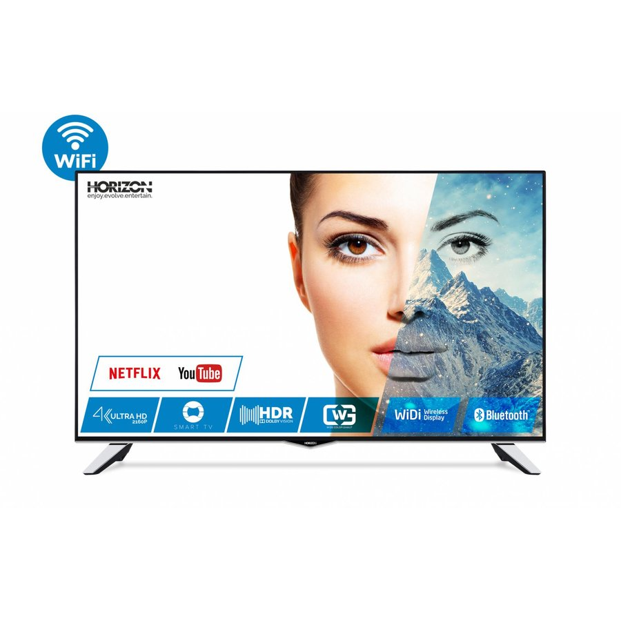 Horizon LED TV 55 HORIZON 4K SMART 55HL8530U, 140 cm