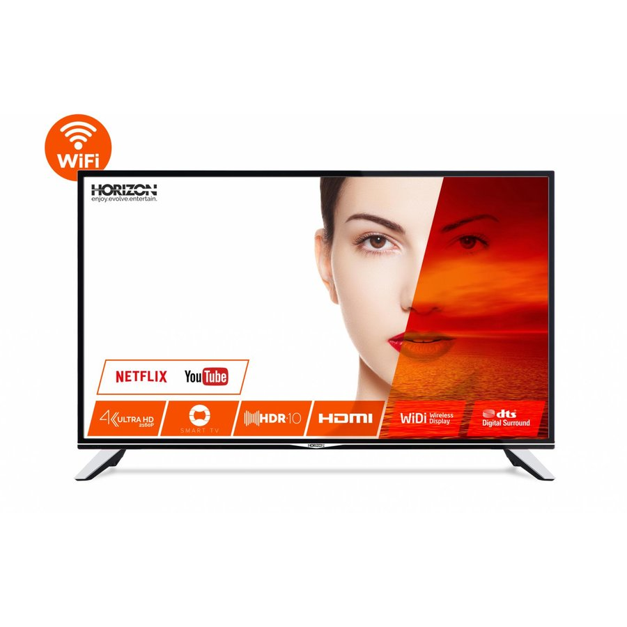 Horizon LED TV 49 HORIZON 4K SMART 49HL7530U, 124 cm