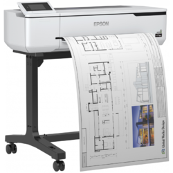 EPSON SC-T3100 A1 LARGE FORMAT PRINTER, CU STAND