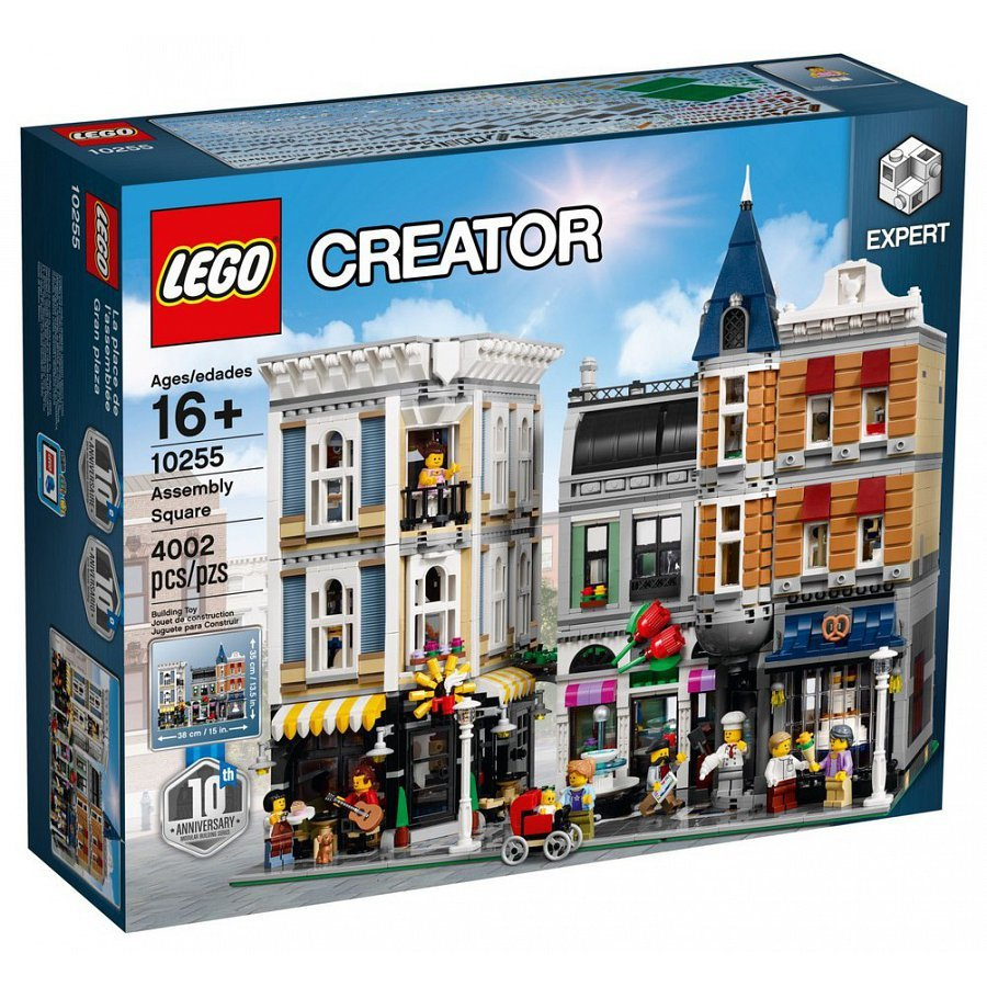 LEGO® LEGO Creator Assembly Square 10255