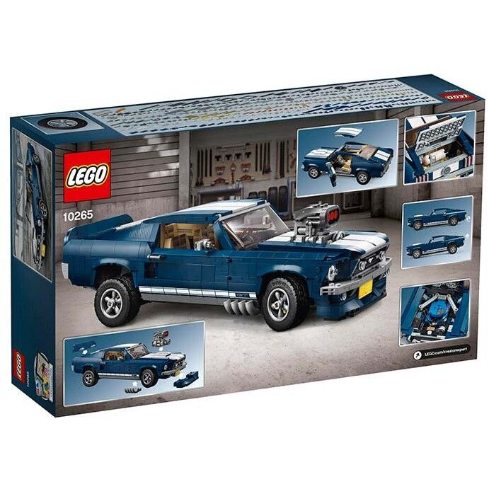 LEGO® LEGO Creator Expert Ford Mustang GT 1967 (10265)
