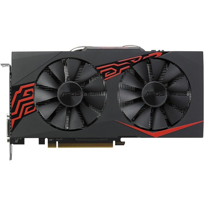 Asus Placa video mining ASUS Radeon RX 470 Mining 4GB DDR5 256-bit