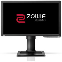 Monitor LED BenQ Gaming Zowie XL2411P 24 inch 1 ms Black 144Hz