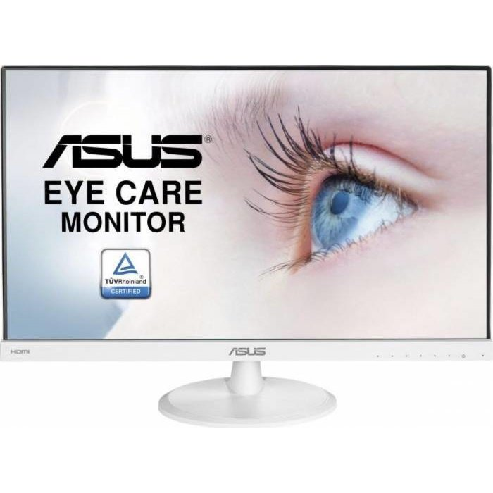 Asus Monitor Asus VC239HE-W 23inch, IPS, FullHD, D-Sub/HDMI, white