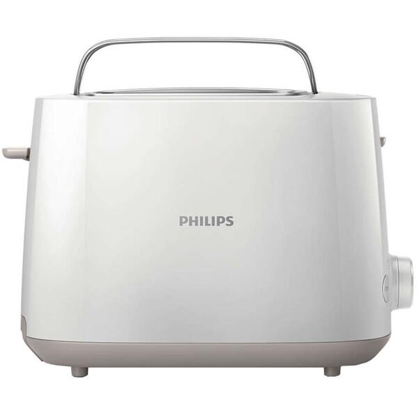 Prajitor paine Philips HD2581/00 Daily Collection, alb