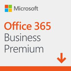 Microsoft Office 365 Business Premium 2019, All languages, Subscriptie 1 An, Electronic, ESD