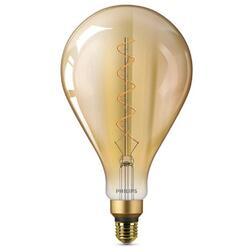 Bec LED vintage Philips Classic giant, E27, 5W (25W), 300lm, 2000K