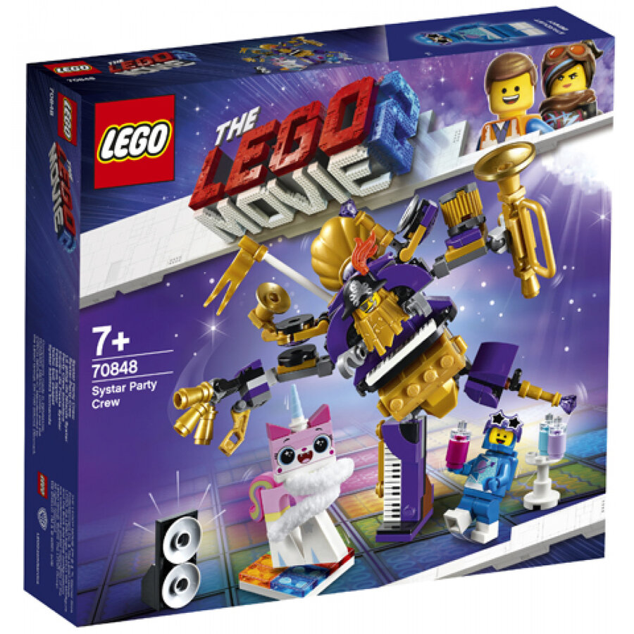 LEGO® LEGO® LEGO Movie 70848 Systar Party Crew