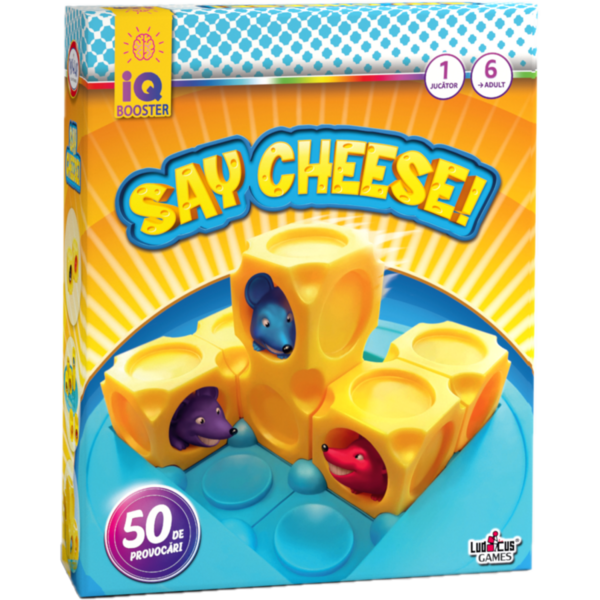IQ Booster - Say Cheese Ro