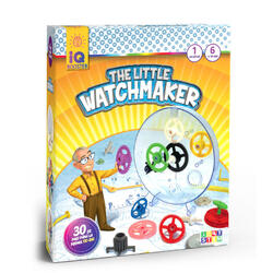 IQ Booster - The Little Watchmaker Ro