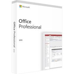 Microsoft Office Professional 2019 PC/MAC, All languages, FPP Electronica