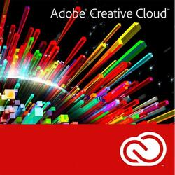 Adobe Creative Cloud for teams All Apps, 1 user, subscriptie 1 an