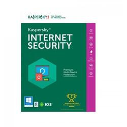 Kaspersky Internet Security European Edition. 1-Device 1 year Renewal License Pack