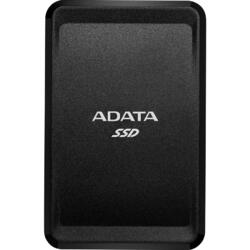 SSD extern ADATA SC685, 1TB Type-C, multiplatform, cable Type-C to C, cable Type-C to A, Negru