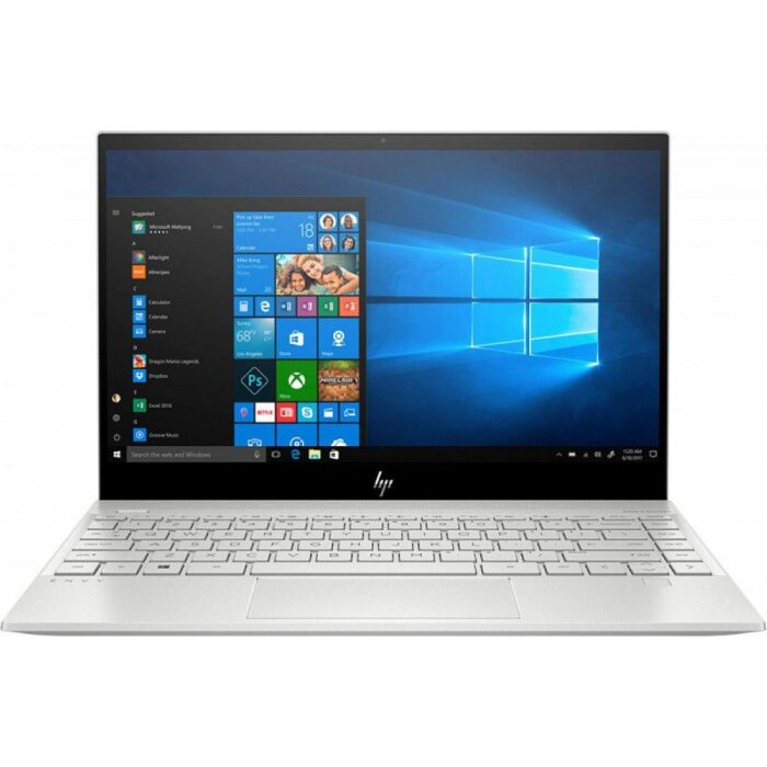 HP Ultrabook HP Envy 13-aq1009nq Intel Core (10th Gen) i5-1035G1 256GB SSD 8GB FullHD Win10 Silver