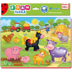 Puzzle Ferma 24 piese Roter Kafer RK1201-05