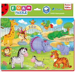 Puzzle Zoo 24 piese Roter Kafer RK1201-06