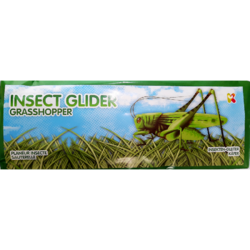 Jucarie Planor Insecte, lungime 24 cm Keycraft KCGL07IN