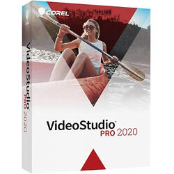 VideoStudio Pro 2020, ENG, Win, licenta electronica