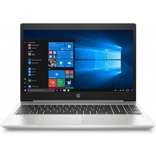 HP Laptop HP 15.6'' ProBook 450 G7, FHD, Procesor Intel® Core™ i7-10510U (8M Cache, up to 4.90 GHz), 8GB DDR4, 256GB SSD, GeForce MX250 2GB, Win 10 Pro, Silver