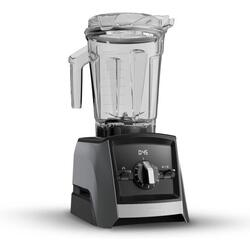 Blender Vitamix A2300i Ascent, 1200 W, 2l, Self-Detect Technology, conectare wireless, timer digital, Antracit
