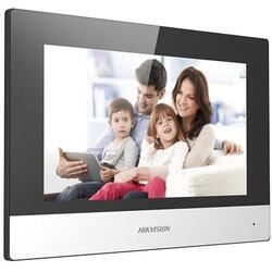Post Interior Videointerfon 10.1Inch Cu Android, Hikvision Ds-Kh9510- Wte1, Wifi