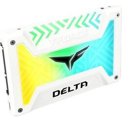 SSD TeamGroup T-Force Delta RGB White 250GB SATA-III 2.5 inch