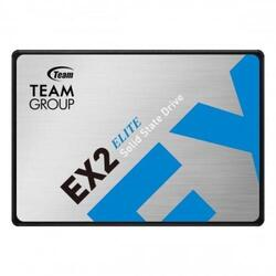 SSD TeamGroup EX2 512GB, SATA3, 2.5inch