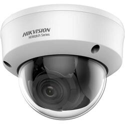Camera supraveghere Hikvision HiWatch Turbo HD Dome 4MP 2.8-12MM IR40M