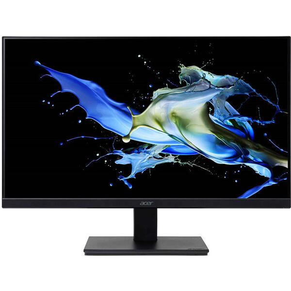 Monitor LED Acer V227Qbmipx 21.5 inch FHD IPS 4ms Black