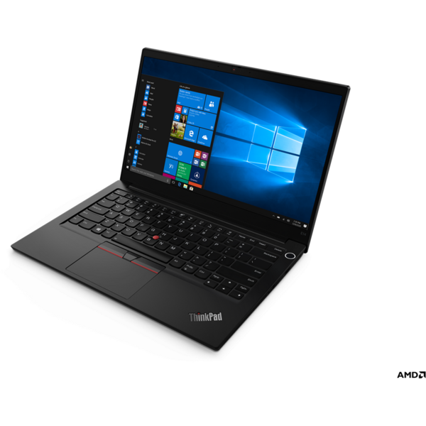 """Laptop Lenovo Thinkpad E14 Gen 2 ARE T, AMD Ryzen™ 7 4700U (8M Cache, 2.00 GHz up to 4.10 GHz), 14"""" FHD, 16GB SO-DIMM DDR4-2666, 512 GB SSD M.2 2242 PCIe NVMe, AMD Graphics, DOS"""