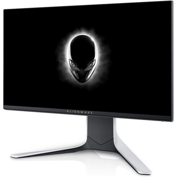 Dell Monitor LED Gaming Alienware AW2521HFLA 24.5 inch FHD IPS 1ms 240Hz Lunar Light