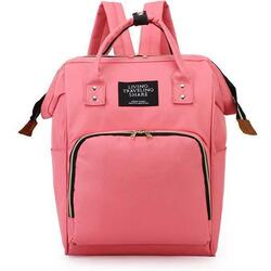 Rucsac multifunctional mamici Colors Bambinice BN031, Roz