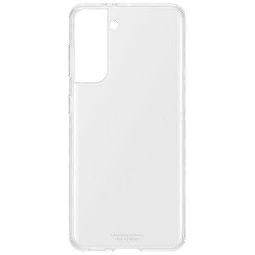 Capac protectie spate Clear Cover - Transparent Samsung Galaxy S21 (G991)