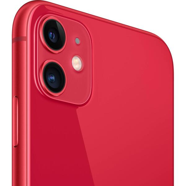 Telefon mobil Apple iPhone 11, 256GB, (Product) Red