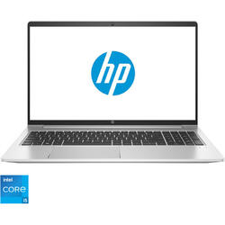 Laptop HP 15.6'' ProBook 450 G8, FHD, Procesor Intel® Core™ i5-1135G7 (8M Cache, up to 4.20 GHz), 16GB DDR4, 1TB SSD, GeForce MX450 2GB, Free DOS, Silver